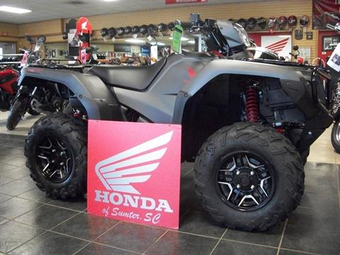 2017 Honda FourTrax Foreman Rubicon 4x4 DCT EPS Deluxe in Sumter, South Carolina