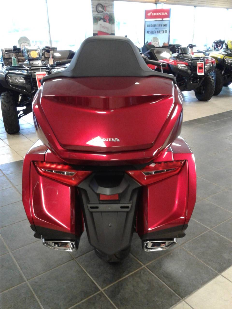 2019 Honda Gold Wing Tour in Sumter, South Carolina - Photo 7