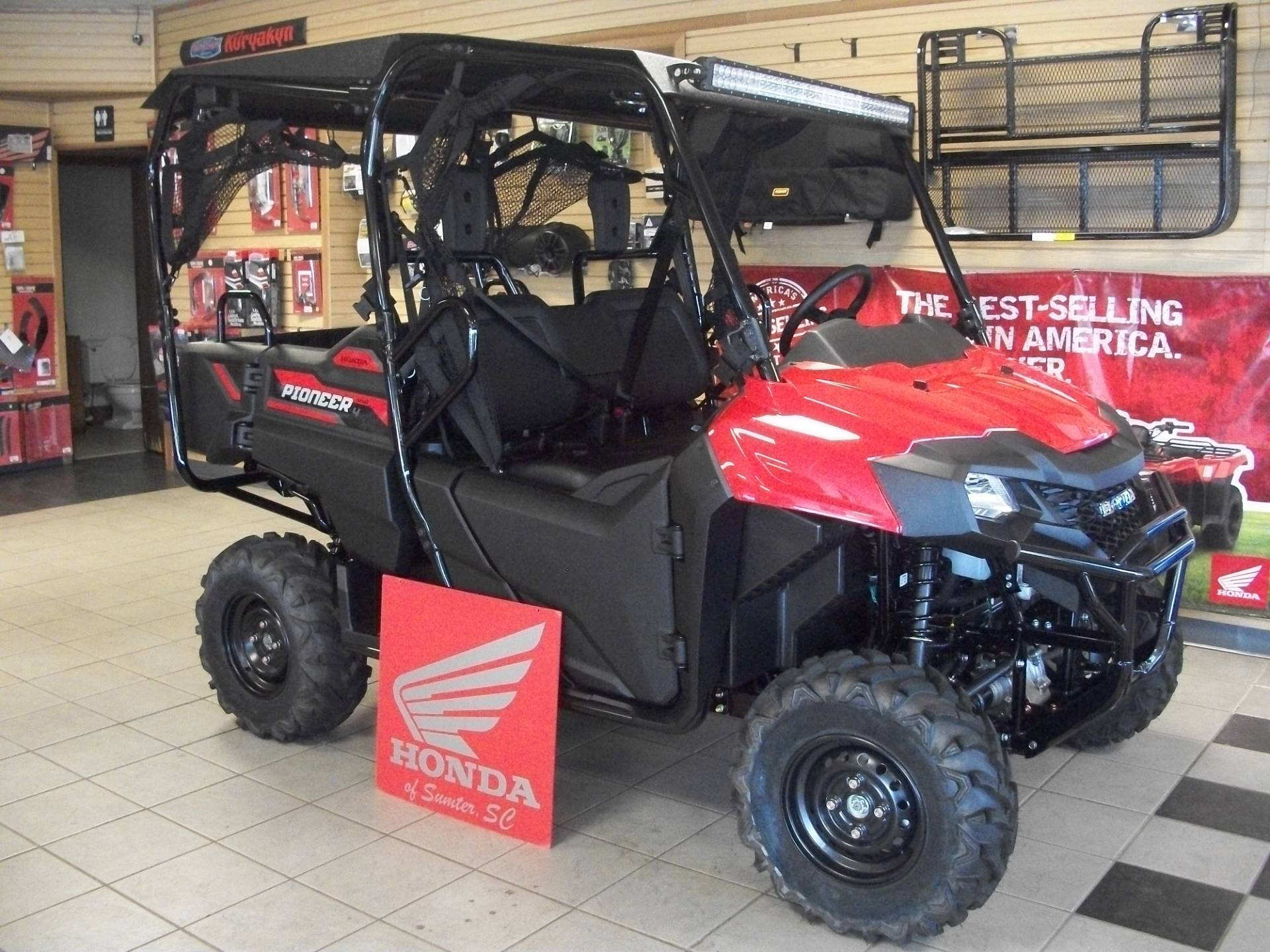 2018 Honda Pioneer 700-4 in Sumter, South Carolina