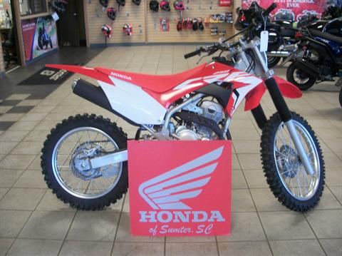 2021 Honda CRF250F in Sumter, South Carolina - Photo 1