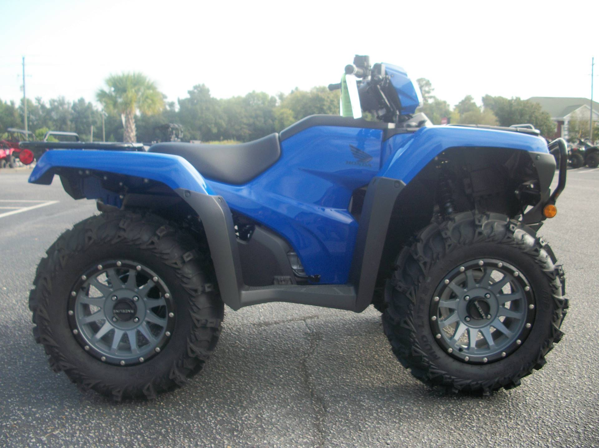 2020 Honda FourTrax Foreman 4x4 ES EPS in Sumter, South Carolina - Photo 2