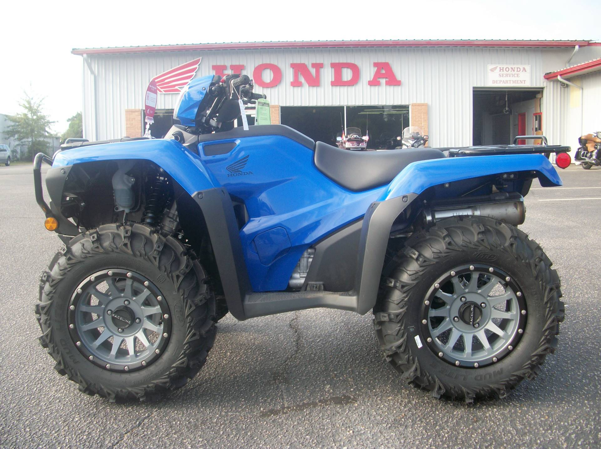 2020 Honda FourTrax Foreman 4x4 ES EPS in Sumter, South Carolina - Photo 5