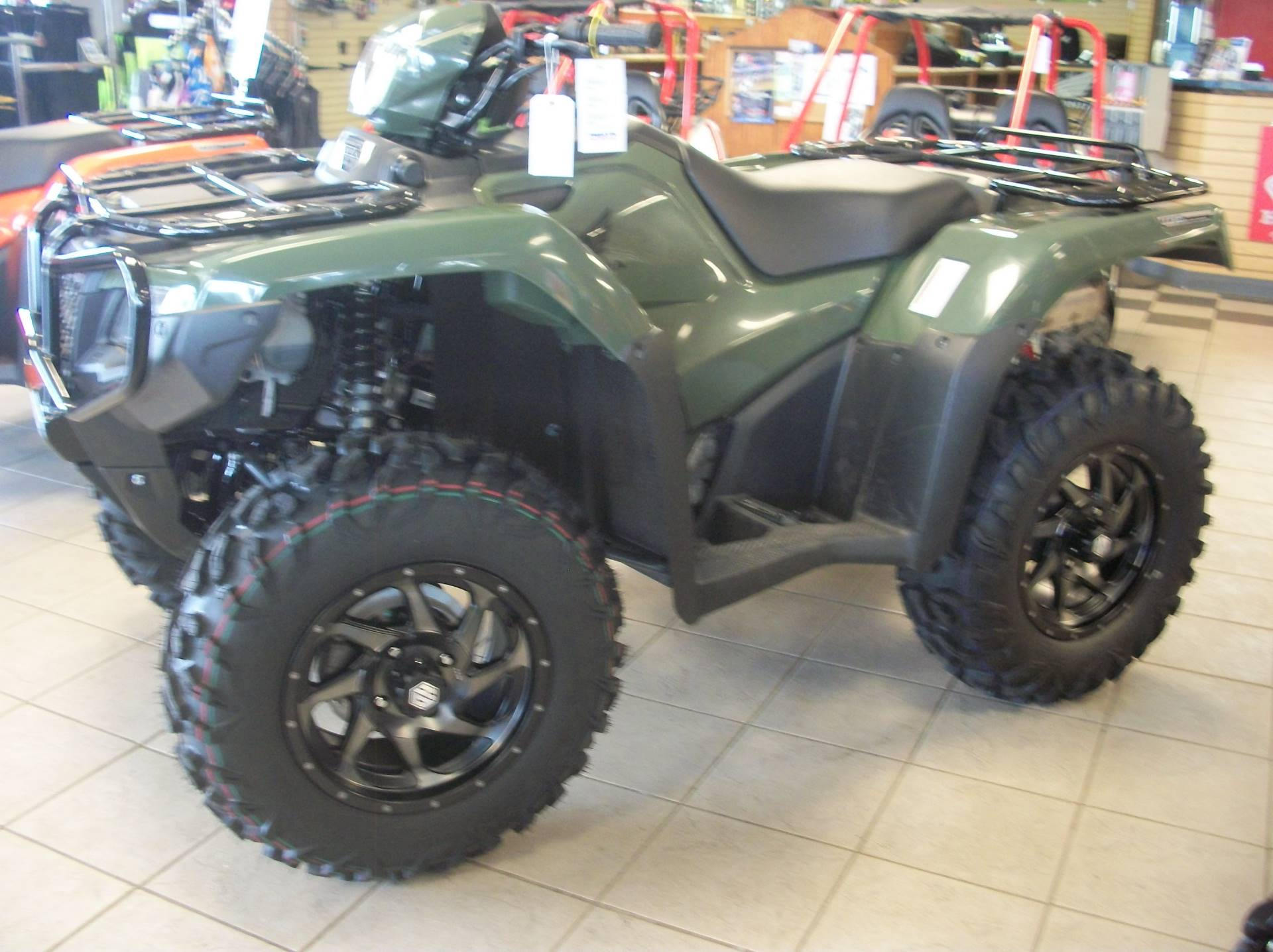 2017 Honda FourTrax Foreman Rubicon 4x4 EPS in Sumter, South Carolina - Photo 1