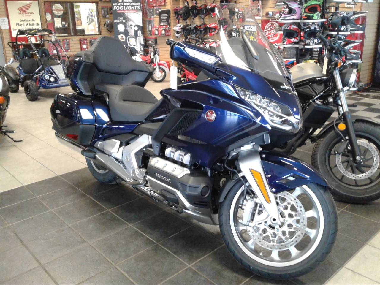 2019 Honda Gold Wing Tour Automatic DCT in Sumter, South Carolina - Photo 1