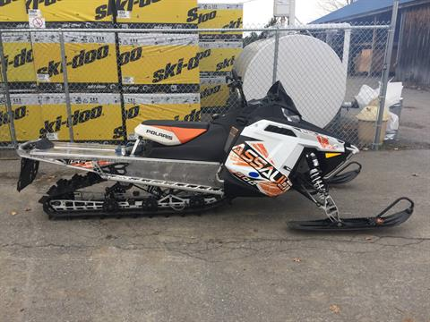 2013 Polaris 800 RMK® Assault® 155 ES in Unity, Maine
