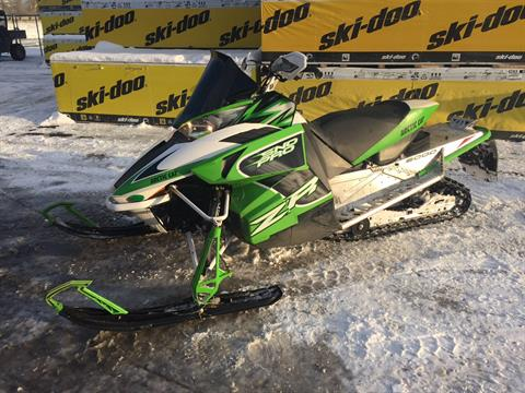 2014 Arctic Cat ZR® 8000 Sno Pro® in Unity, Maine