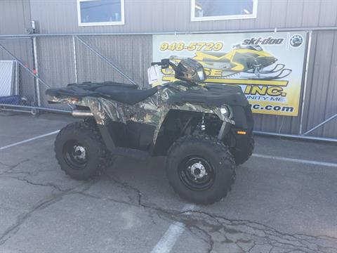 2019 Polaris Sportsman 570 Camo in Unity, Maine - Photo 1