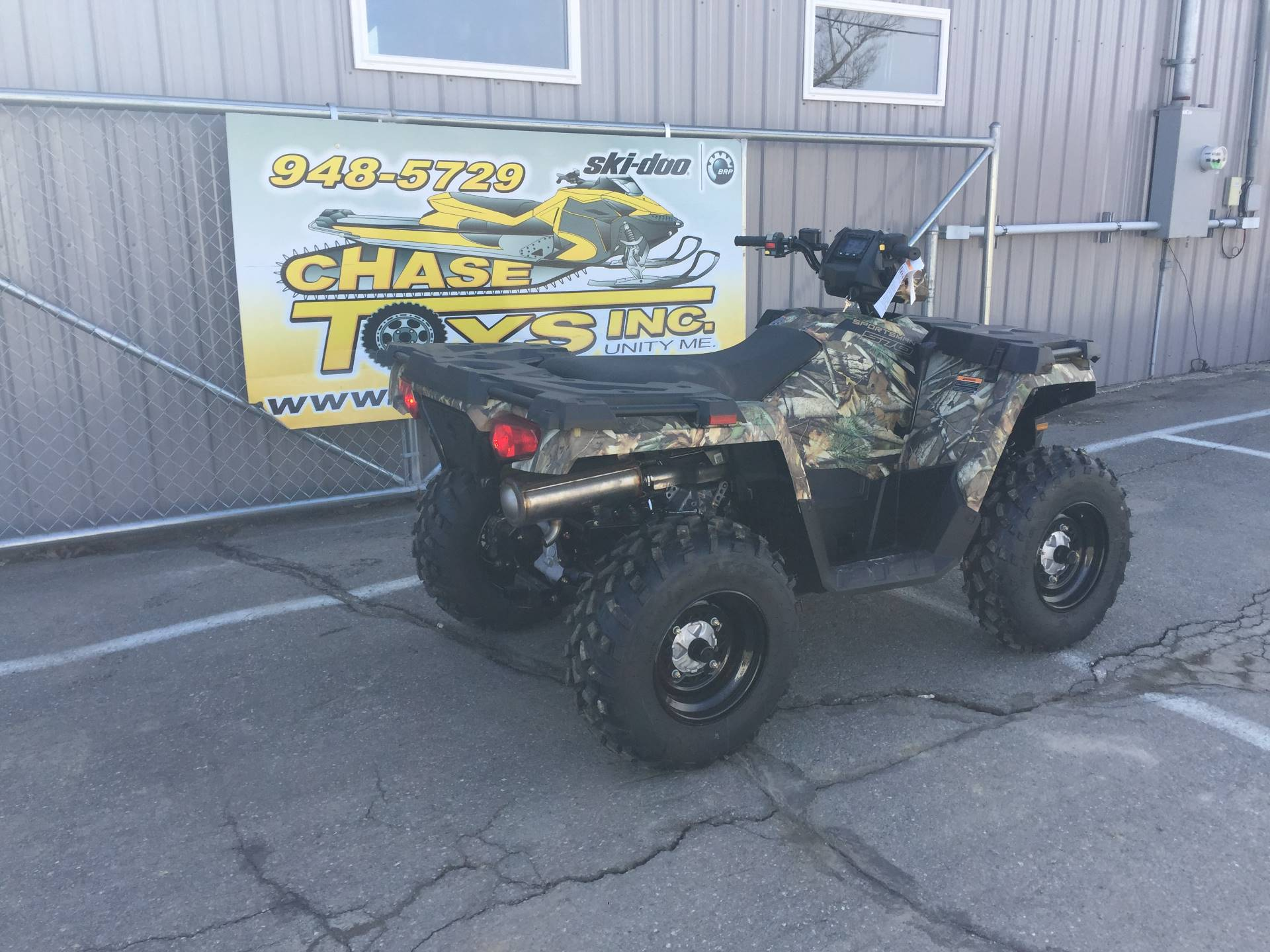 2019 Polaris Sportsman 570 Camo in Unity, Maine - Photo 2