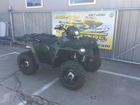 2019 Polaris Sportsman 450 H.O. in Unity, Maine - Photo 1