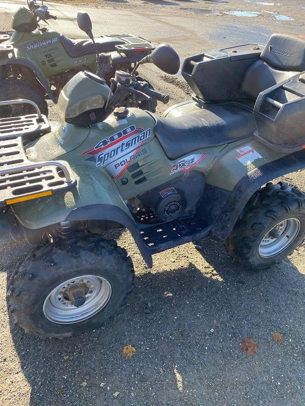 2003 Polaris Sportsman 400 in Unity, Maine - Photo 2