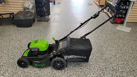 "Steven Willand Inc. LME456 48v 21"" Brushless Push Mower in Unity, Maine - Photo 2"