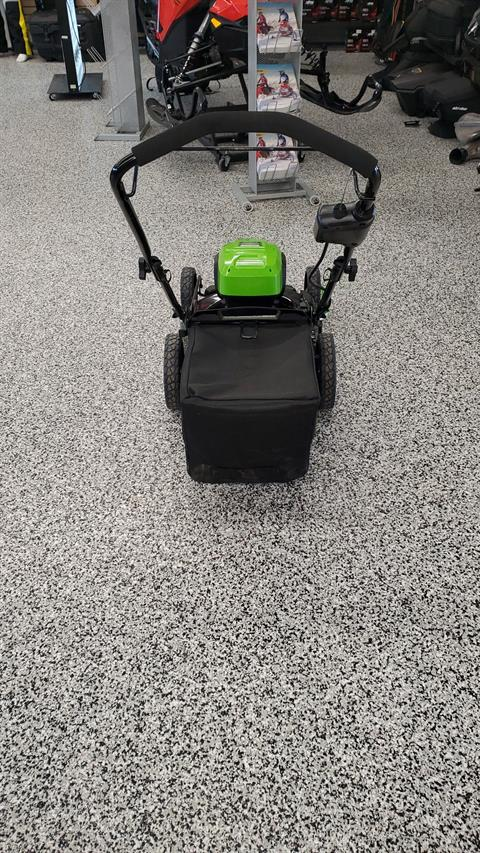 "Steven Willand Inc. LME456 48v 21"" Brushless Push Mower in Unity, Maine - Photo 3"