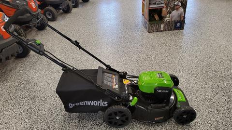 "Steven Willand Inc. LME456 48v 21"" Brushless Push Mower in Unity, Maine - Photo 4"