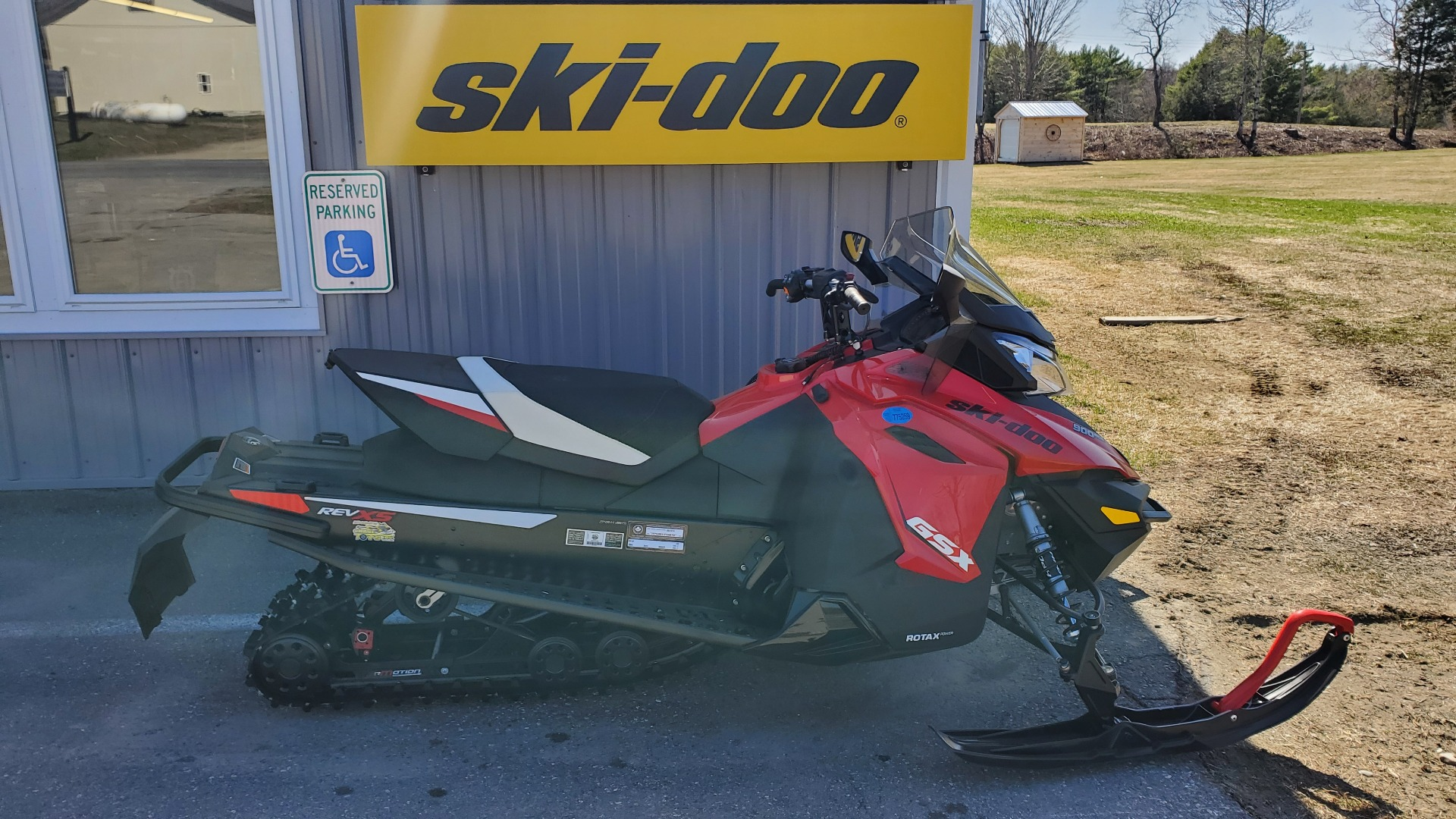 2015 Ski-Doo GSX® LE ACE™ 900 in Unity, Maine - Photo 1