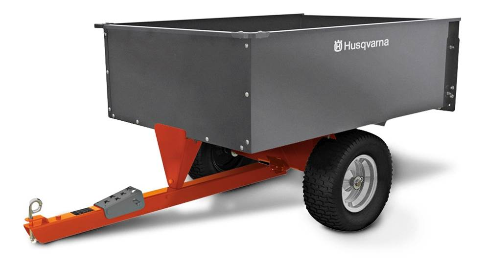 2017 Husqvarna Power Equipment Husqvarna Steel Dump Cart in Unity, Maine