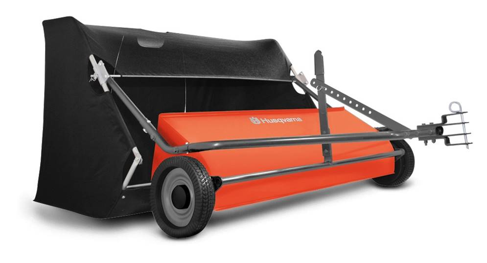 "2016 Husqvarna Power Equipment 50"" Lawn Sweeper  in Unity, Maine"