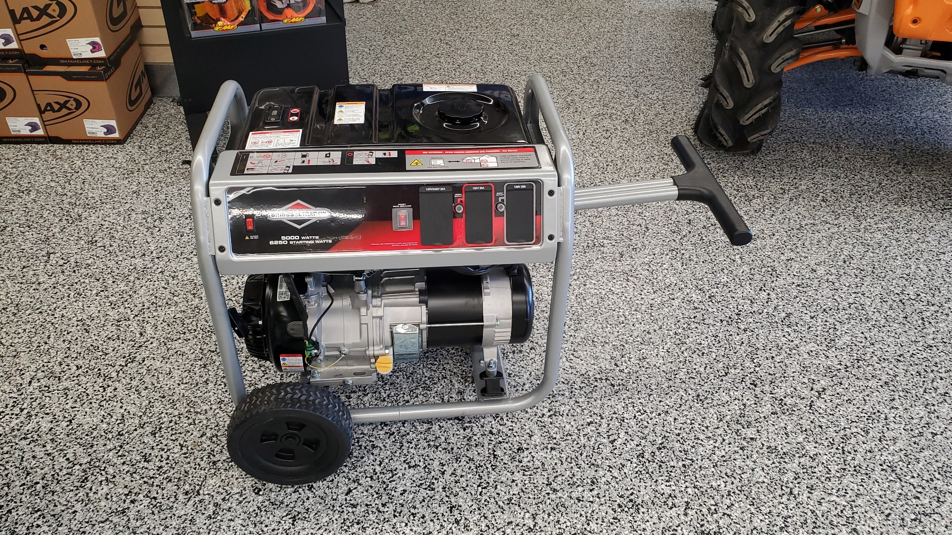 2021 Briggs & Stratton 30677 in Unity, Maine - Photo 1