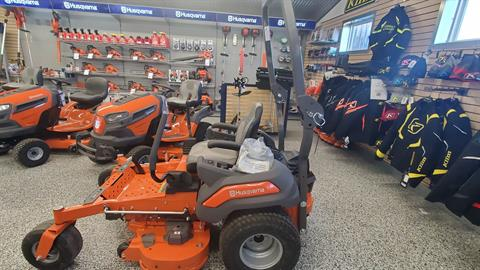 2020 Husqvarna Power Equipment Z448 48 in. Kawasaki FS Series 22 hp in Unity, Maine - Photo 1