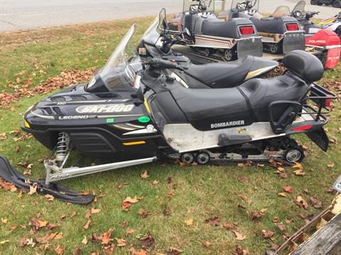 2004 Ski-Doo Legend Fan GT 550 in Unity, Maine