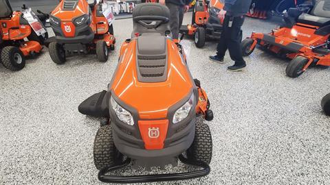2019 Husqvarna Power Equipment YTH24K48 48 in. Kohler 7000 Series 24 hp in Unity, Maine - Photo 4