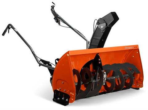 "2017 Husqvarna Power Equipment 42"" Husqvarna Snowblower in Unity, Maine"