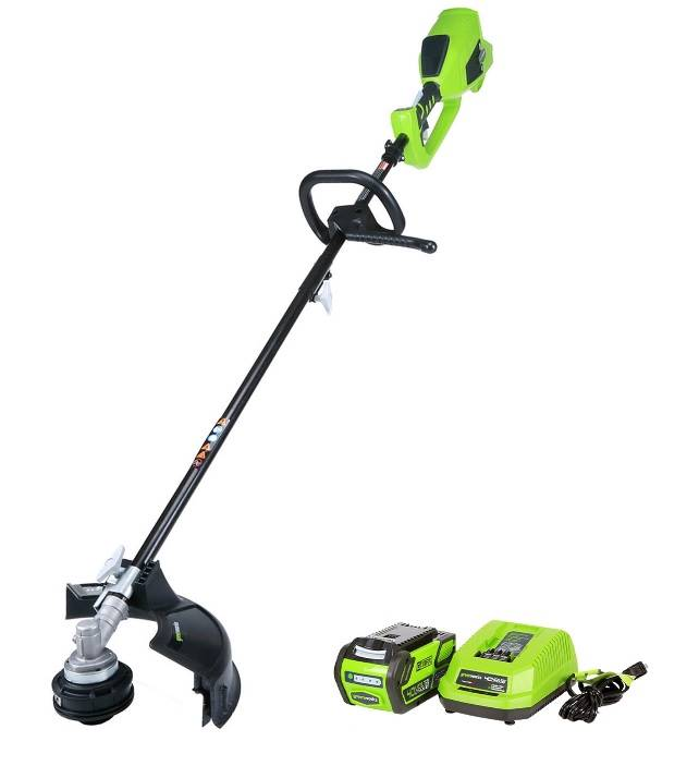 Steven Willand Inc. STE456 14/16 String Trimmer in Unity, Maine