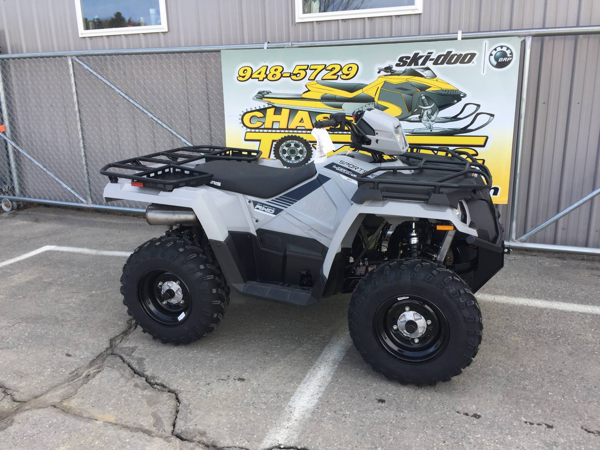 2019 Polaris Sportsman 450 H.O. Utility Edition in Unity, Maine - Photo 1