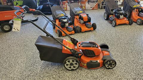 Husqvarna Power Equipment LE121P 21 in. w/ Batteries Push in Unity, Maine - Photo 1