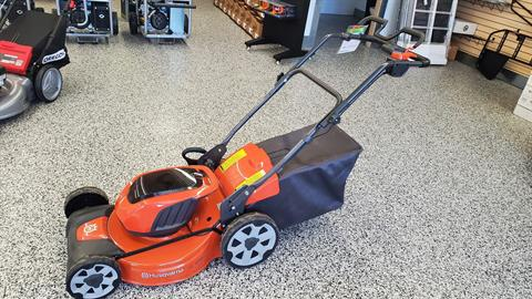 Husqvarna Power Equipment LE121P 21 in. w/ Batteries Push in Unity, Maine - Photo 3