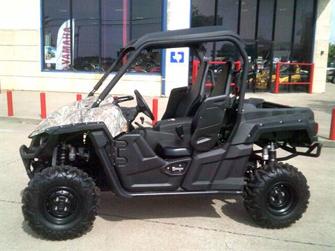 2016 Yamaha Wolverine R-Spec EPS Hunter in Burleson, Texas