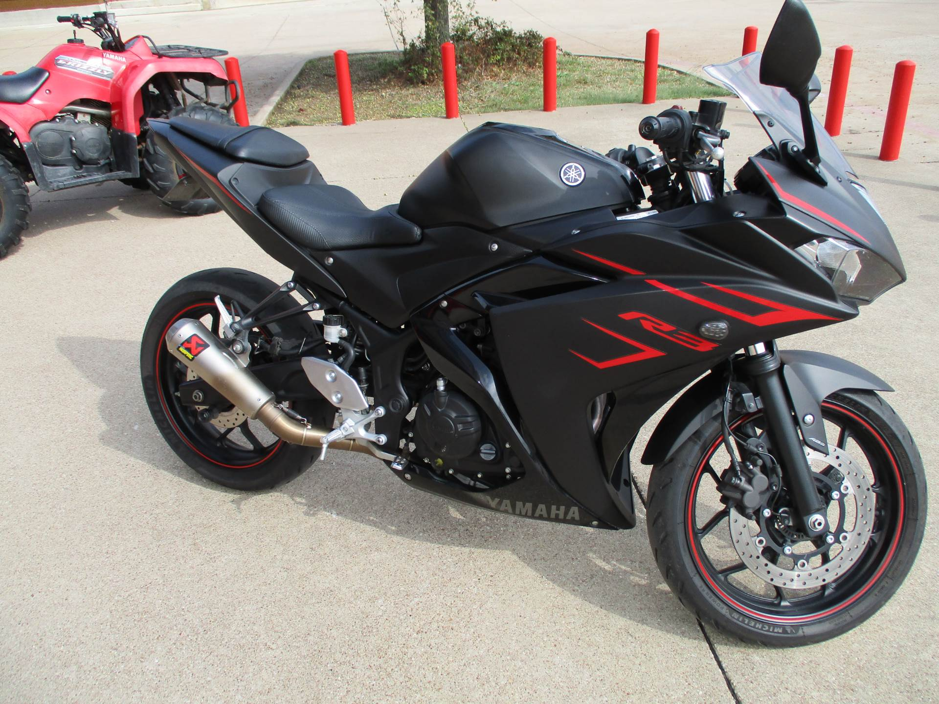 2017 Yamaha YZF-R3 ABS in Burleson, Texas - Photo 3