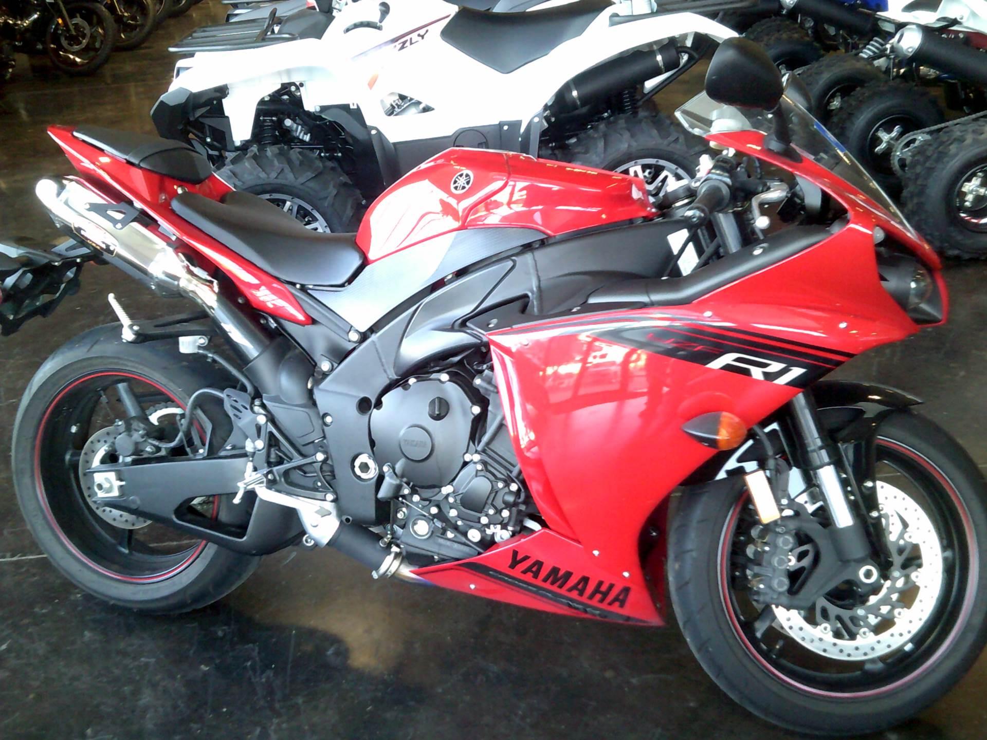2014 Yamaha YZF-R1 for sale 128313