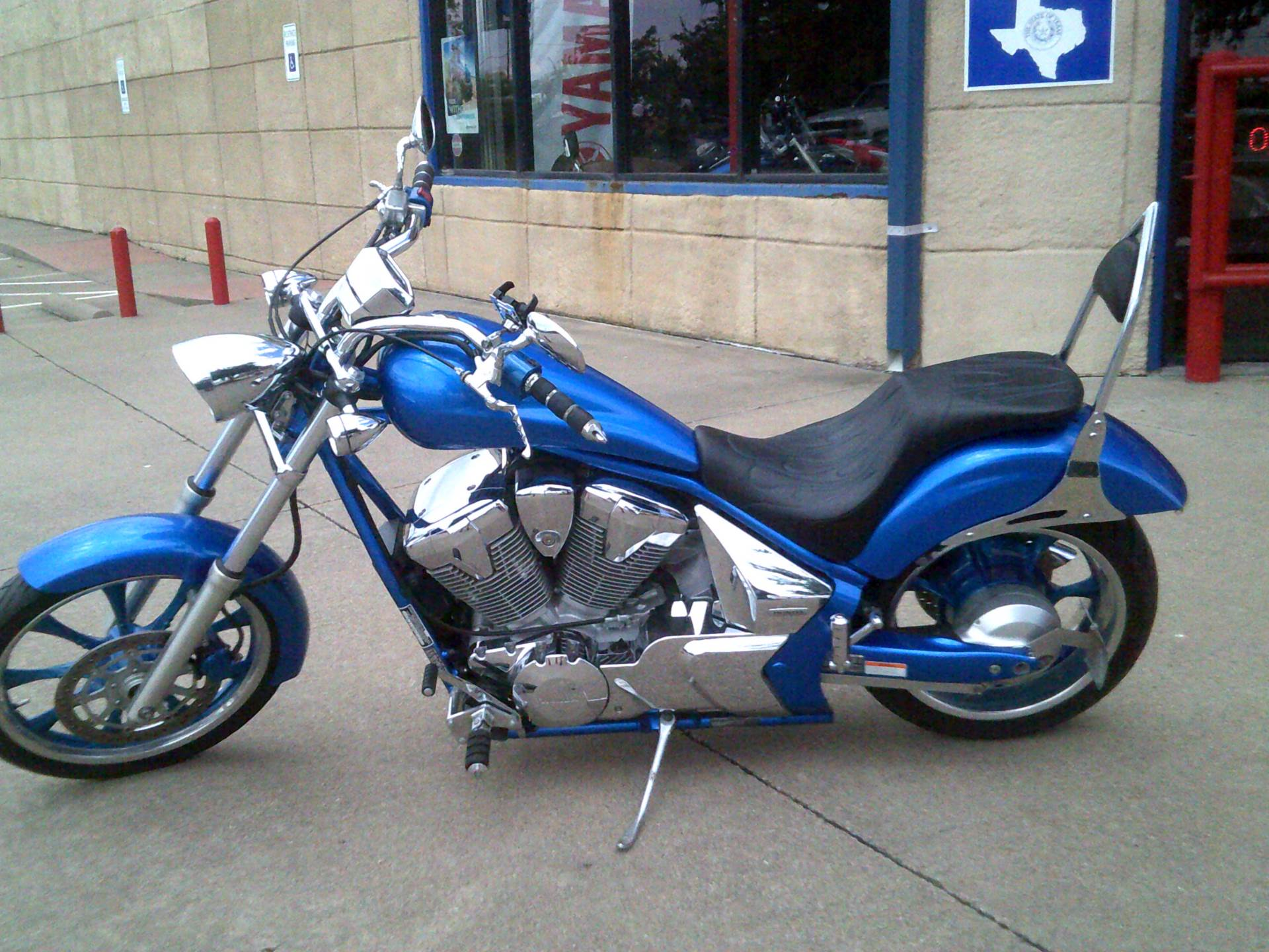 2010 Honda Fury™ in Burleson, Texas - Photo 4