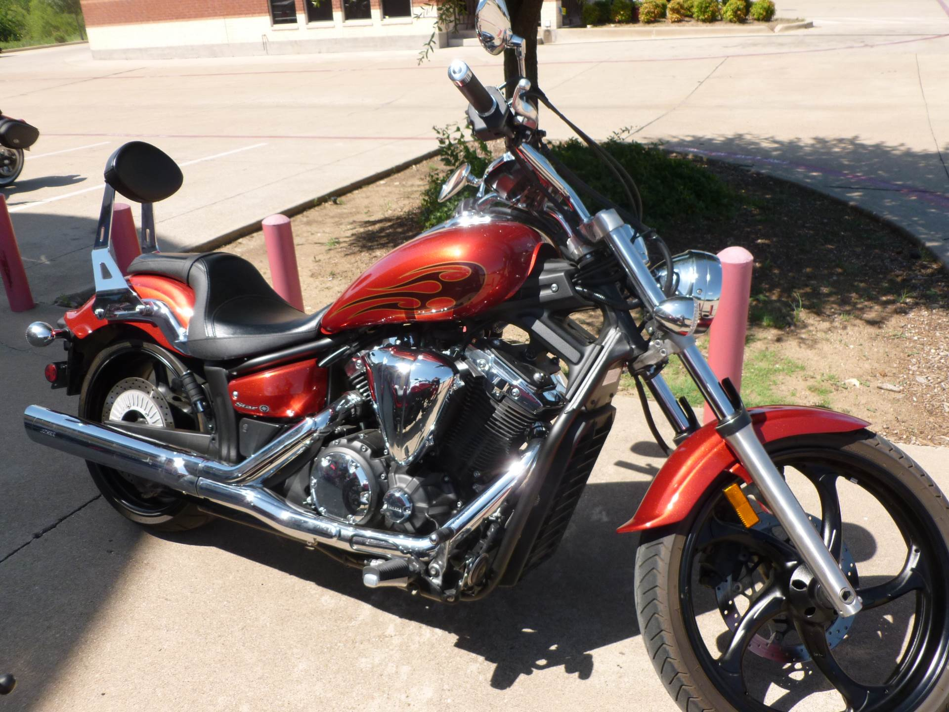 2011 Yamaha Stryker for sale 48555