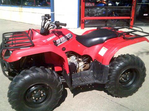2013 Yamaha Grizzly 350 Auto. 4x4 in Burleson, Texas