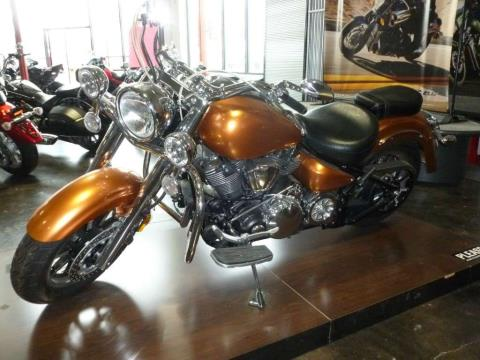 2014 Yamaha Road Star S in Burleson, Texas