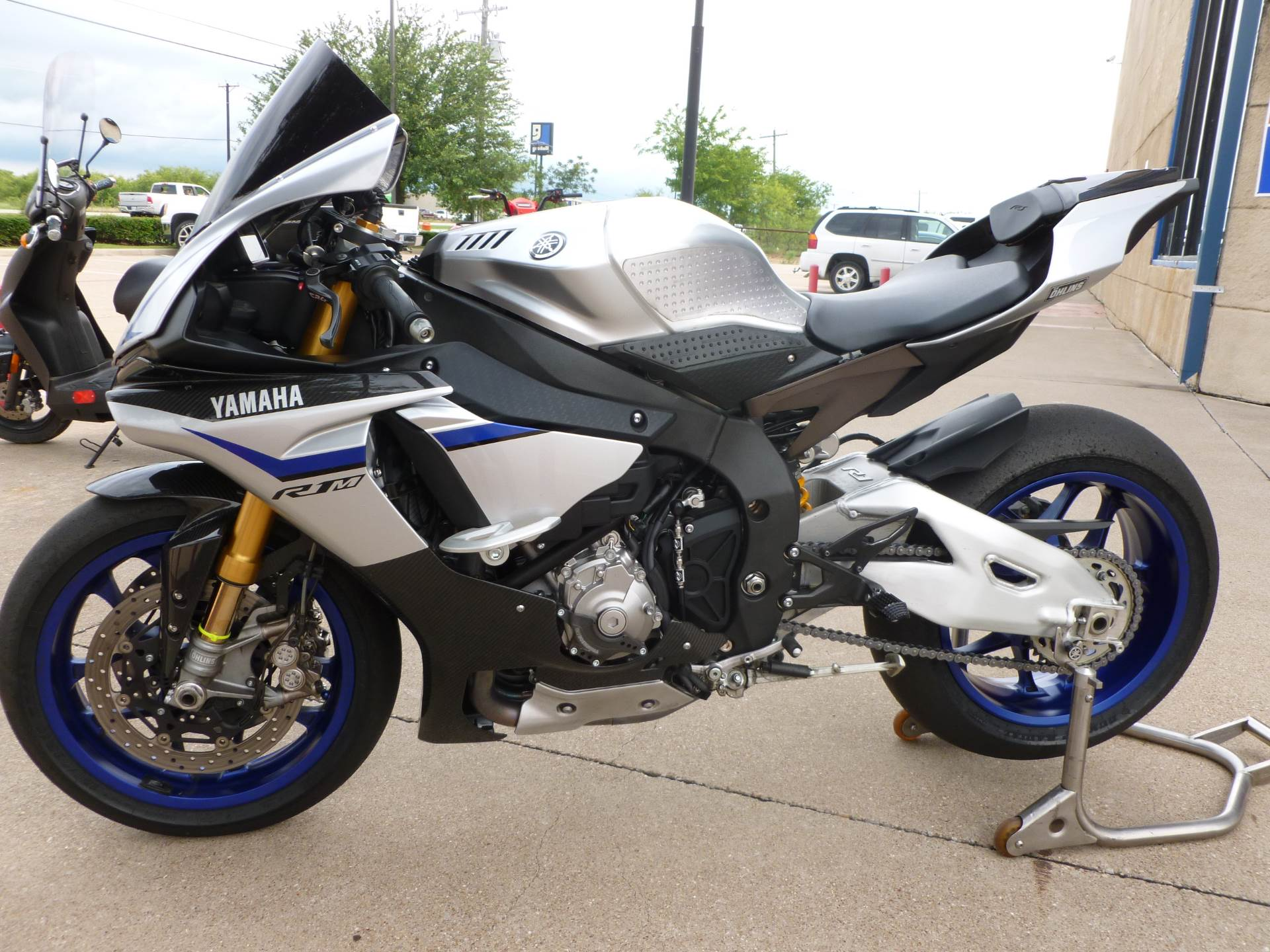 2015 Yamaha YZF-R1M for sale 24486