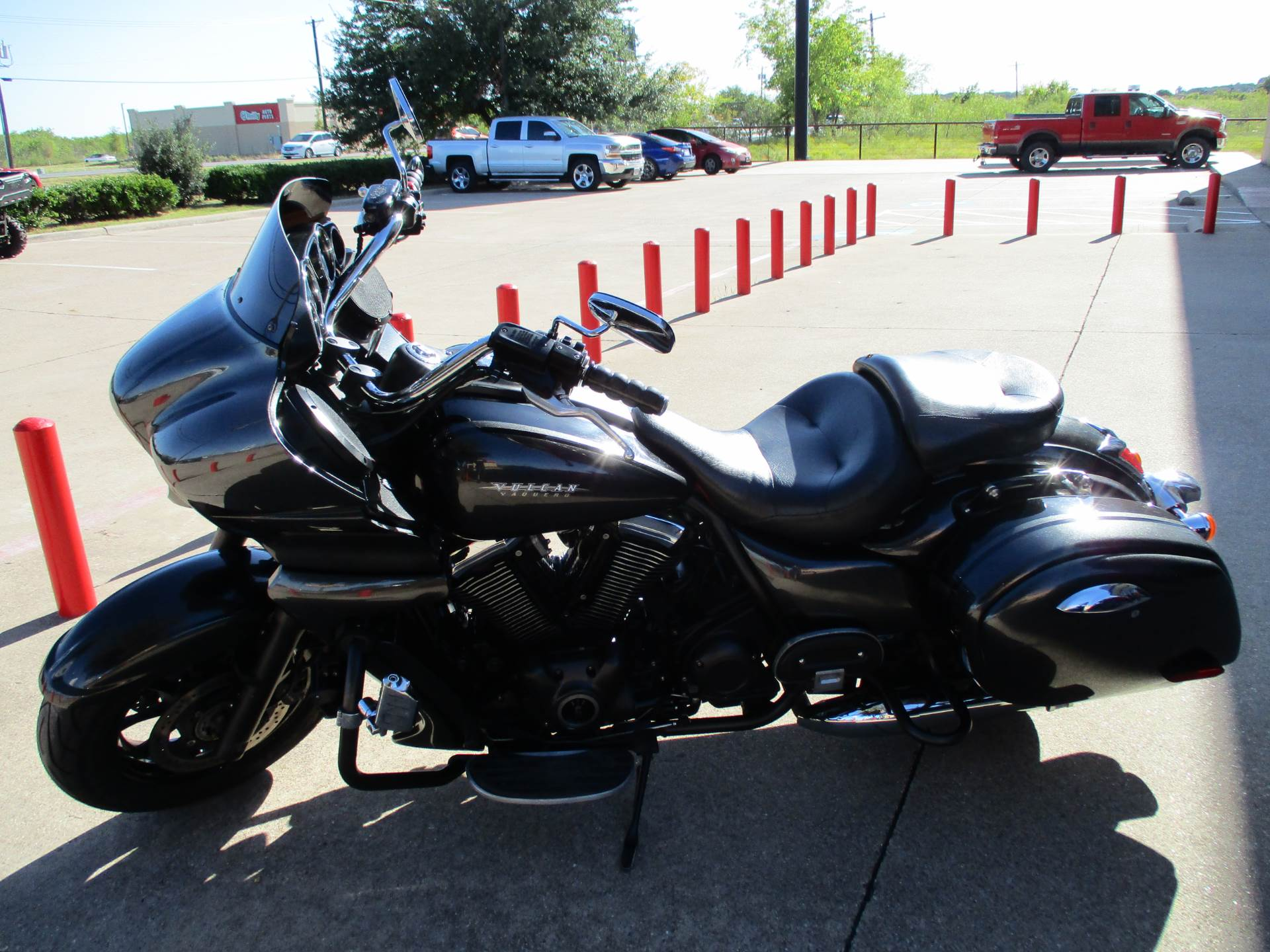 2015 Kawasaki Vulcan® 1700 Vaquero® ABS in Burleson, Texas - Photo 1