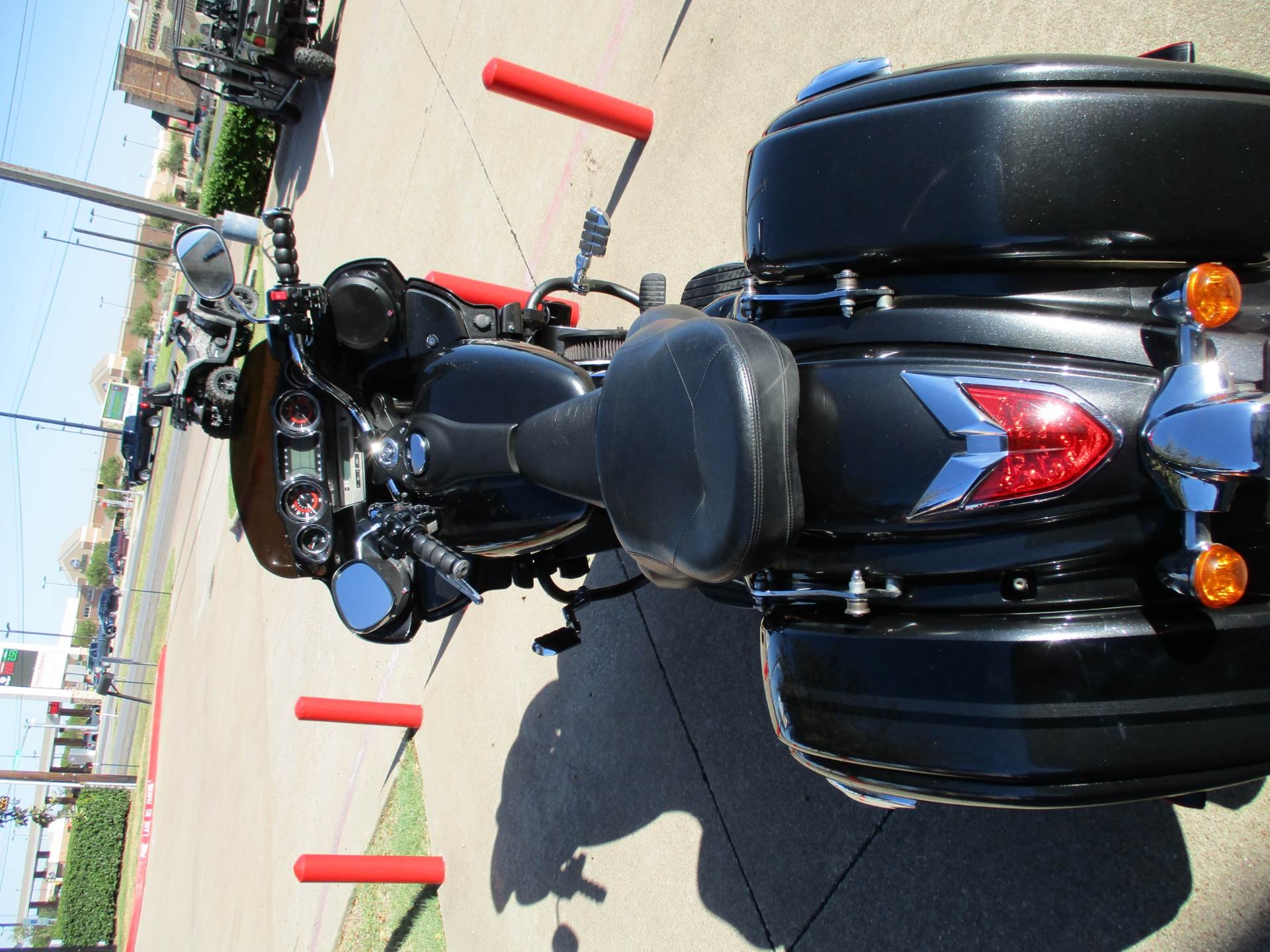2015 Kawasaki Vulcan® 1700 Vaquero® ABS in Burleson, Texas - Photo 5