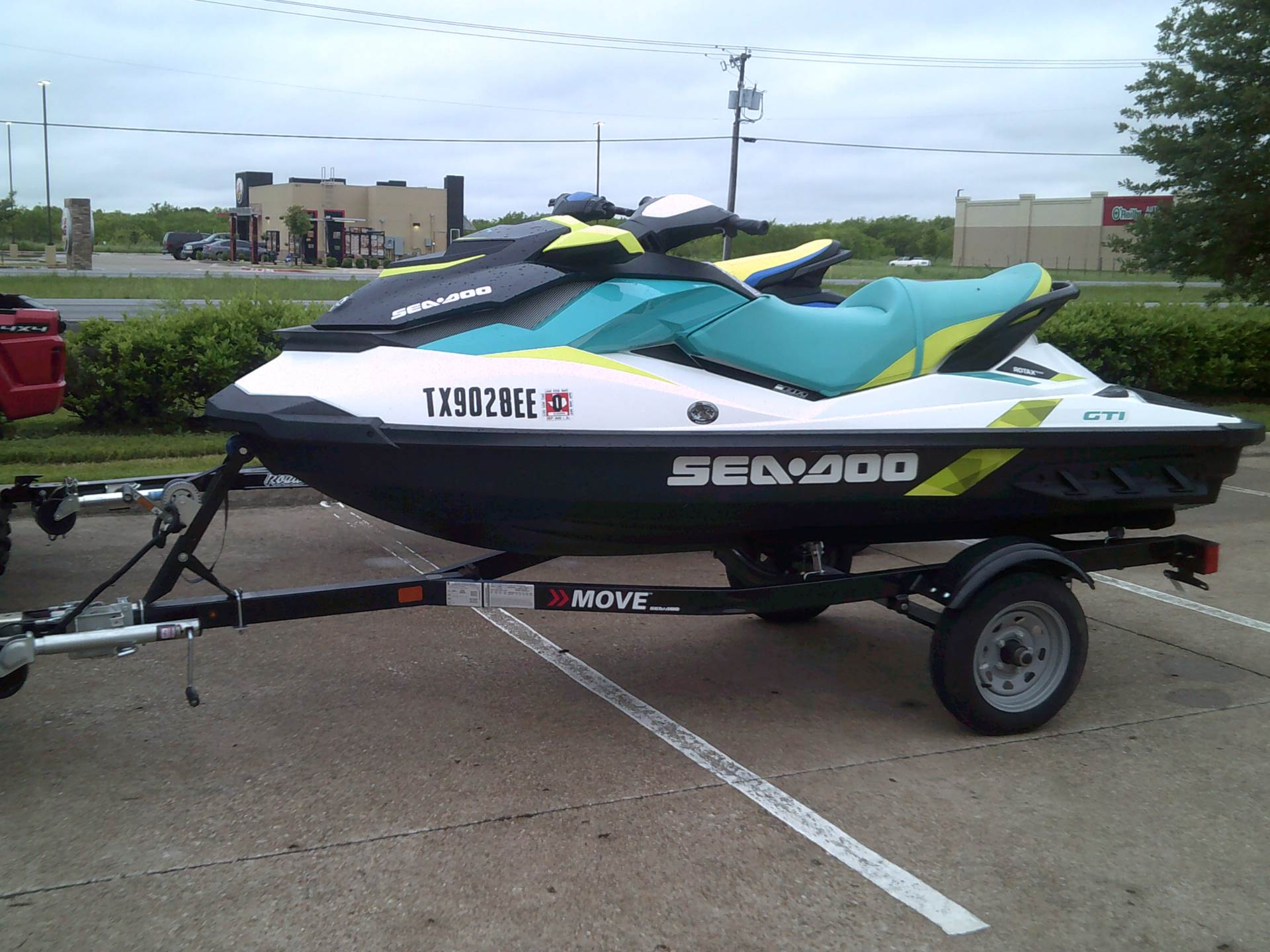 2018 Sea-Doo GTI in Burleson, Texas