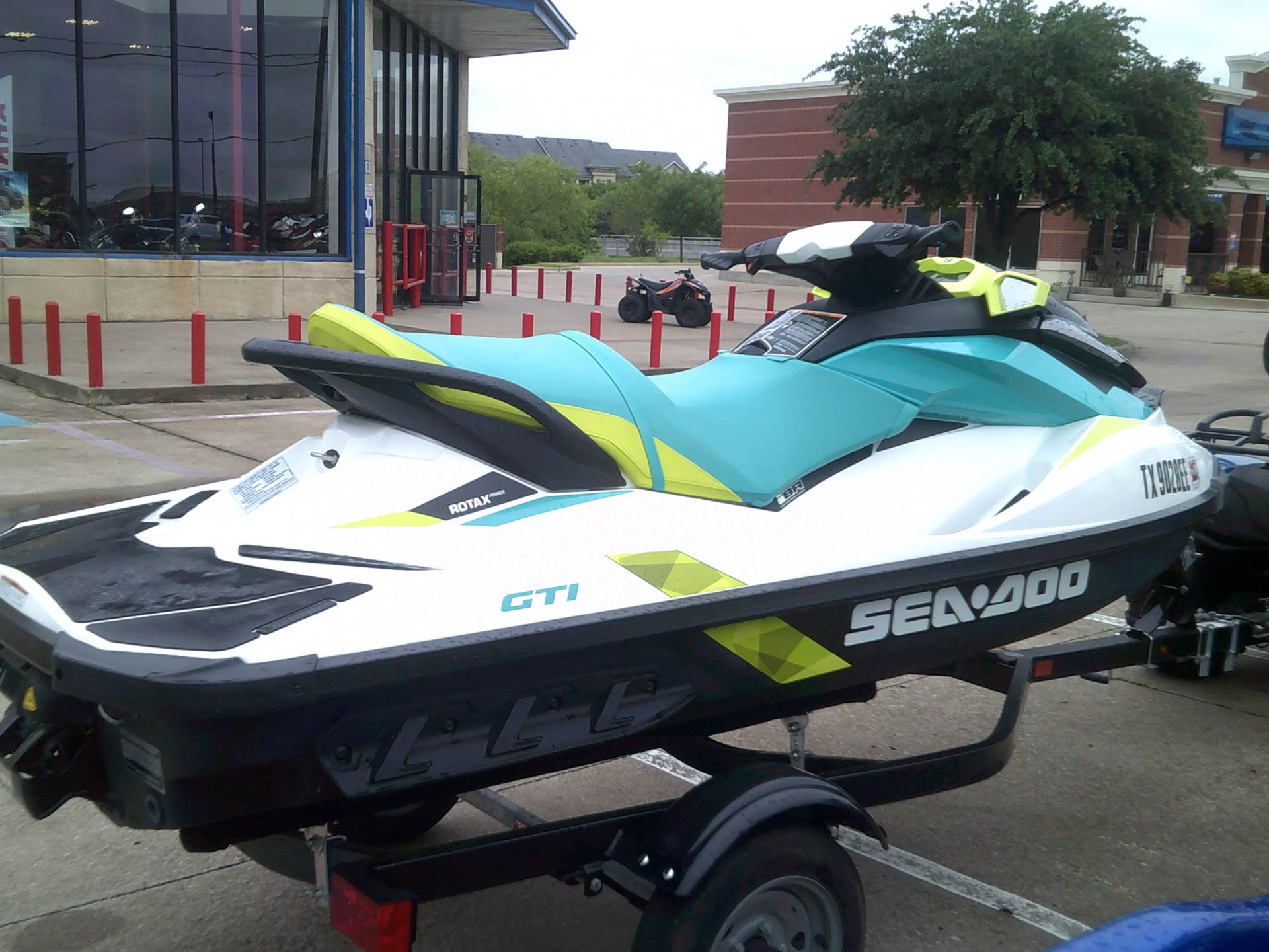 2018 Sea-Doo GTI in Burleson, Texas - Photo 3