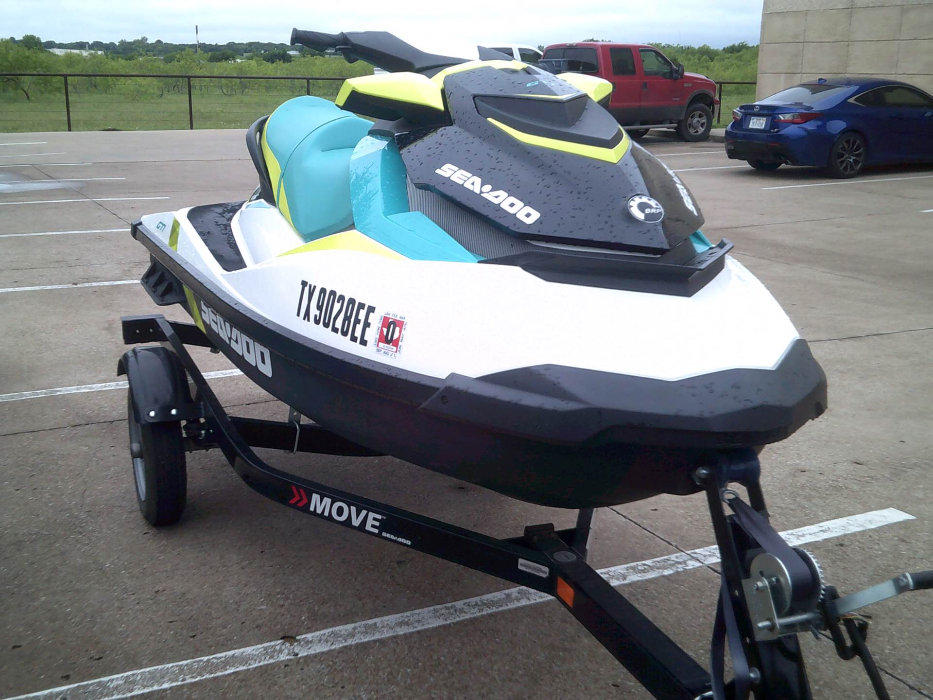 2018 Sea-Doo GTI in Burleson, Texas - Photo 4