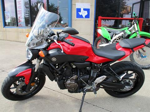 2017 Yamaha FZ-07 ABS in Burleson, Texas