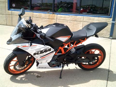 2016 KTM RC 390 in Burleson, Texas