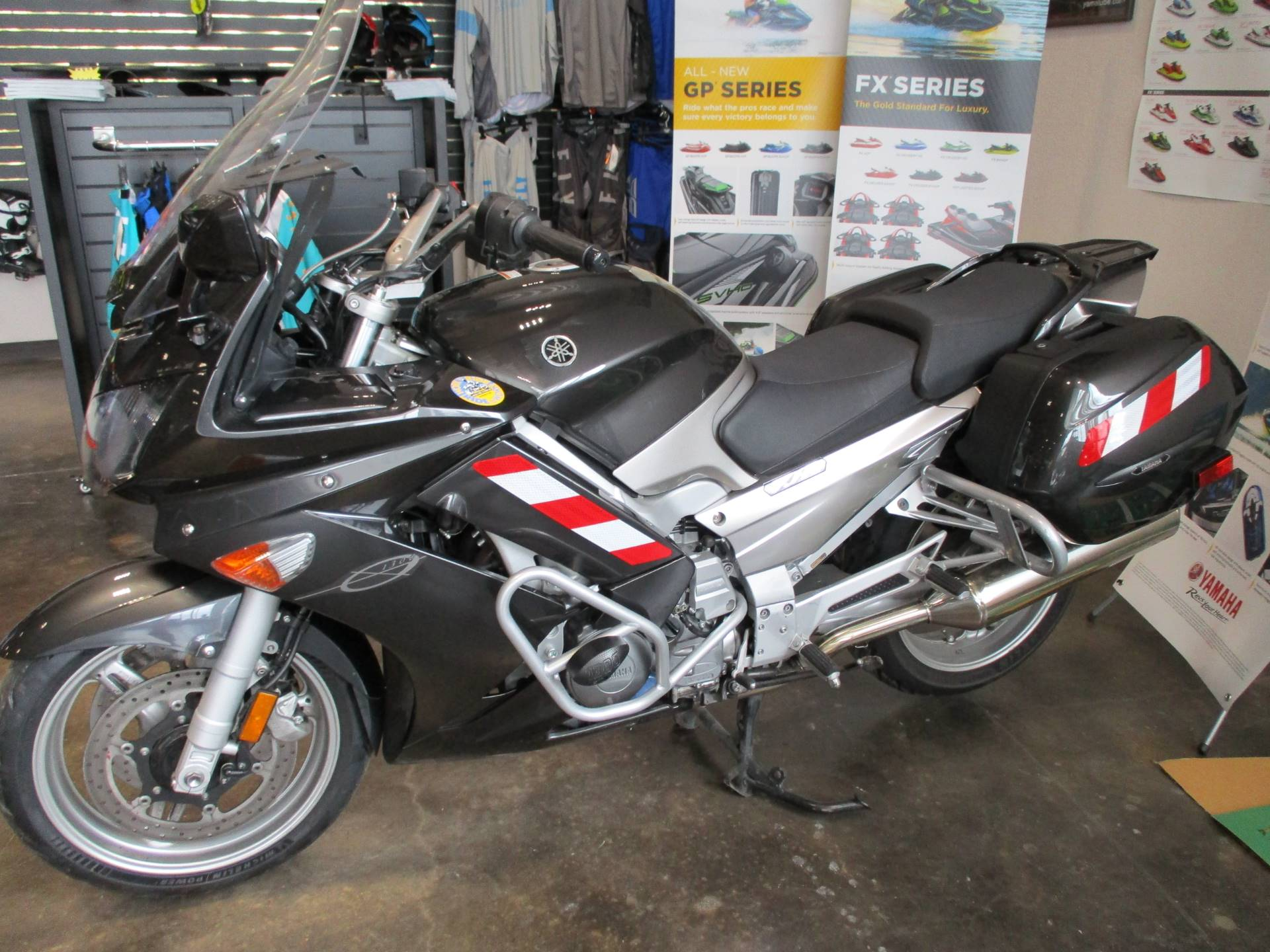 2008 Yamaha FJR 1300AE in Burleson, Texas - Photo 1