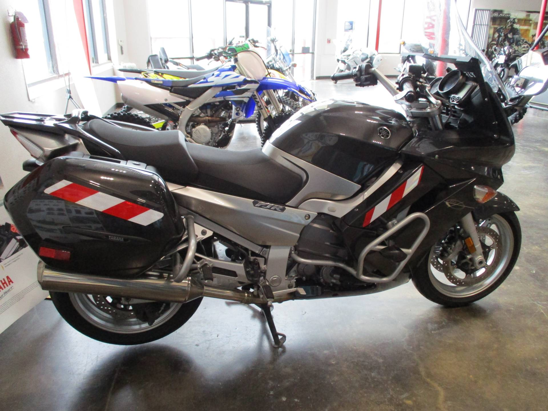 2008 Yamaha FJR 1300AE in Burleson, Texas - Photo 2