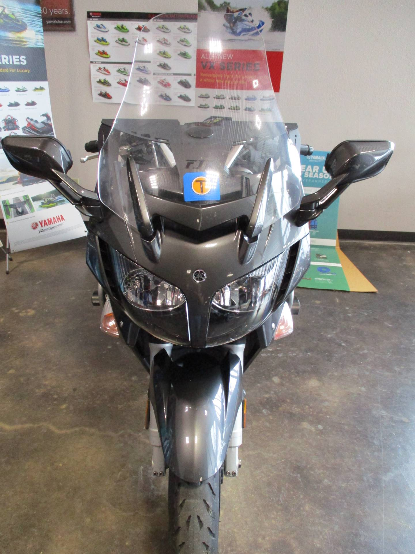 2008 Yamaha FJR 1300AE in Burleson, Texas - Photo 3