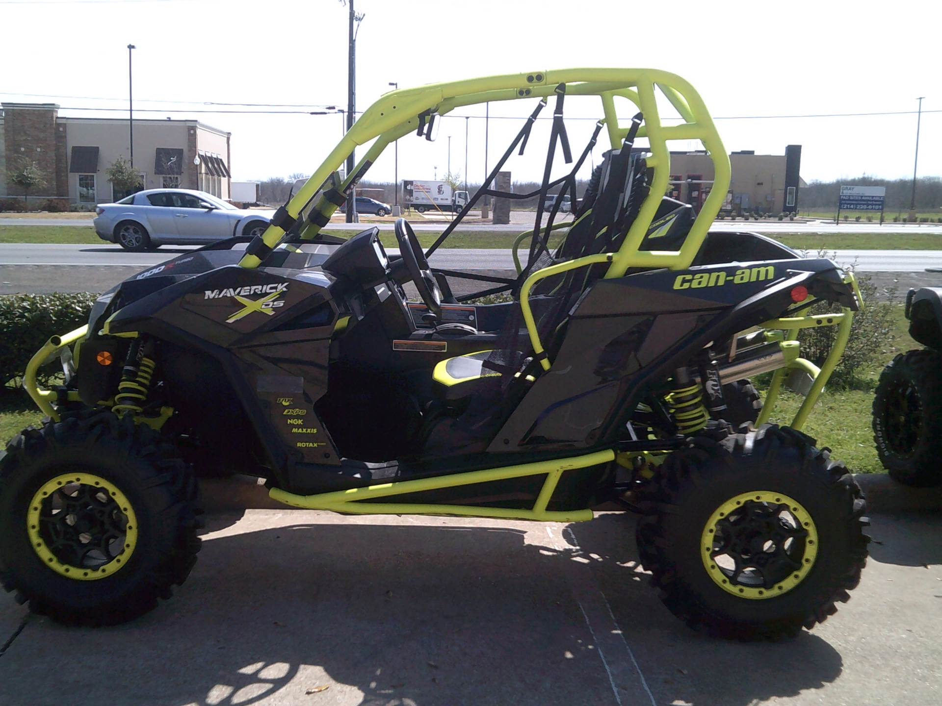 2016 Can-Am Maverick X ds Turbo in Burleson, Texas - Photo 1