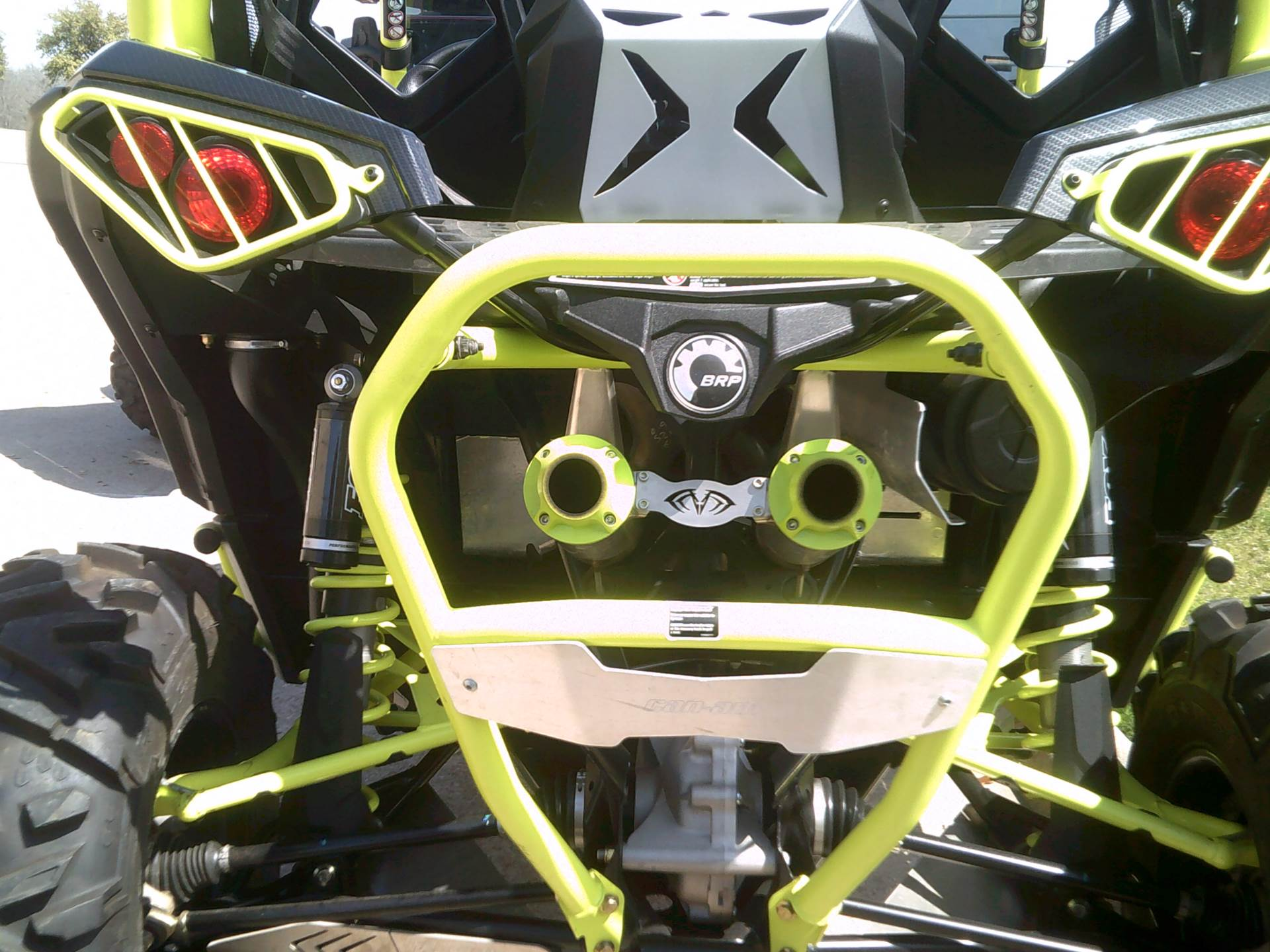 2016 Can-Am Maverick X ds Turbo in Burleson, Texas - Photo 2