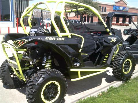 2016 Can-Am Maverick X ds Turbo in Burleson, Texas - Photo 3
